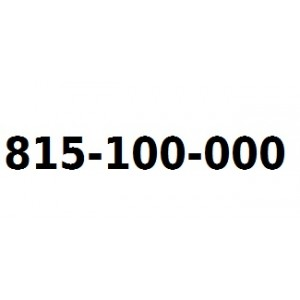 Infolinia 815100000