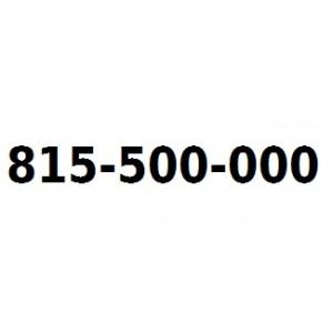 Infolinia 815500000