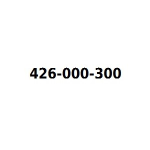Infolinia 426000300