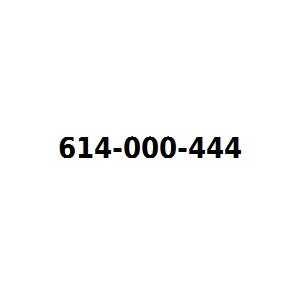 Infolinia 614000444