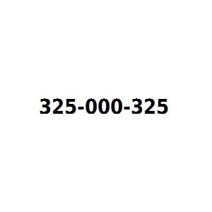Infolinia 325000325