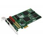 Allo 2 porty PRI (PCI & PCI express)