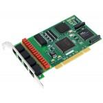 Allo 4 porty PRI (PCI & PCI express)