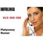 Infolinia 815 300 300 platynowy numer