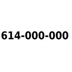 Infolinia 614000000